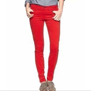 GAP Jeans - NWT Gap legging skimmer corduroy Jean